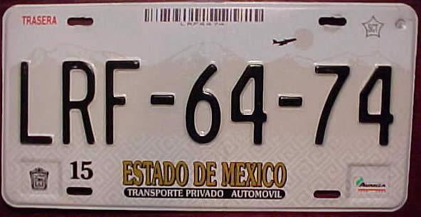 El juego de las imagenes-http://www.platehut.com/images/plates_mexico/mex/MEX_EstadoDeMexico_LRF6474.jpg