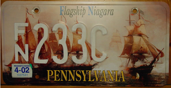 State With The Coolest Looking License Plate Cons
